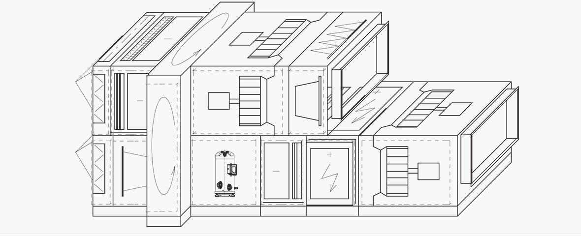 Компания Термал получила патент на полезную модель «Энергосберегающая система вентиляции и кондиционирования воздуха» со встроенным тепловым насосом.
