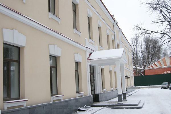 Офисный центр по ул. Щорса 44г