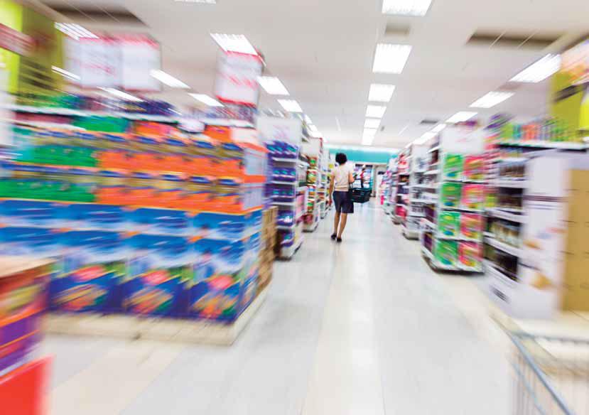 Инновационные решения Panasonic для розничных магазинов