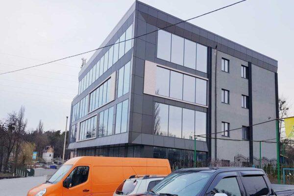 Торгово-офисный центр ELMA