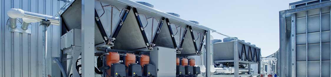Поставка климатического оборудования
